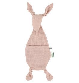 Les Rêves d'Anaîs by Trixie Kangaroo comforter  - Bliss Rose