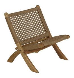 Quax Folding Kids Chair Loom Rope