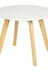Quax Kids Table White - 60 Cm X 48h