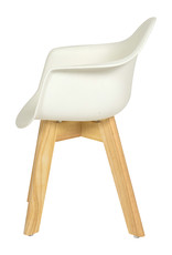 Quax Kids Chair White (set Of 2)