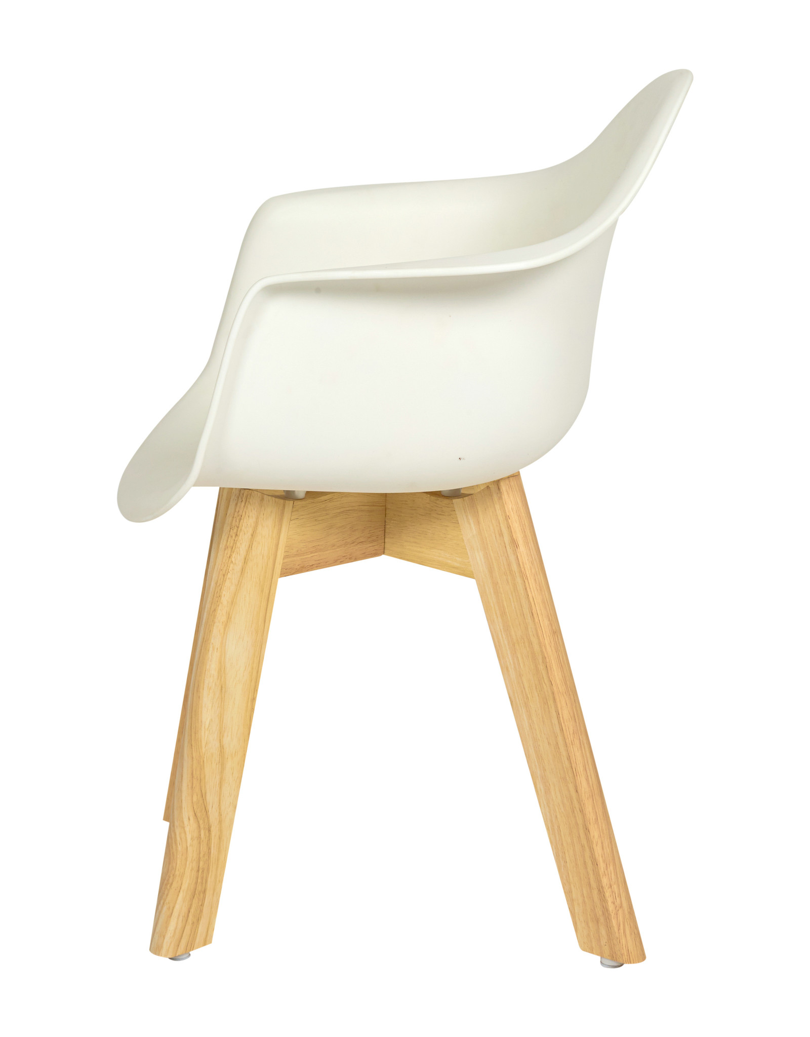 Quax Kids Chair White (set De 2)