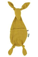 Les Rêves d'Anaïs  Kangoeroe knuffeldoekje - Bliss Mustard