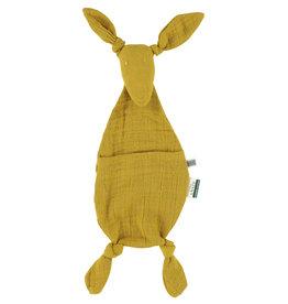 Les Rêves d'Anaïs  Kangaroo comforter  - Bliss mustard