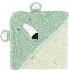 Trixie Badcape | 75x75cm Mr. Polar Bear