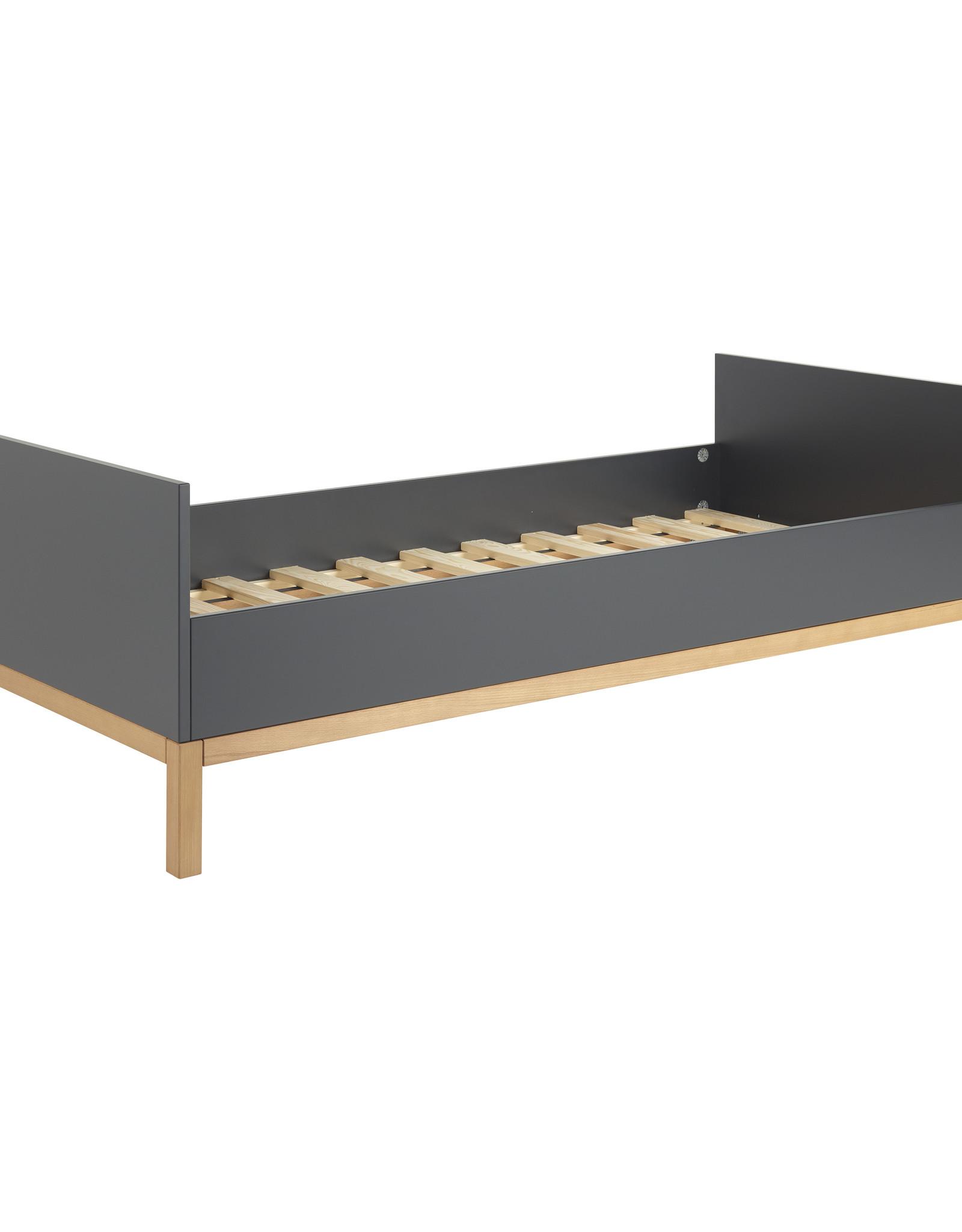 Quax Indigo Junior Bed 90 * 200 Cm - Moonshadow