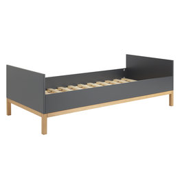 Quax Indigo Junior Bed 90 * 200 Cm- Moonshadow