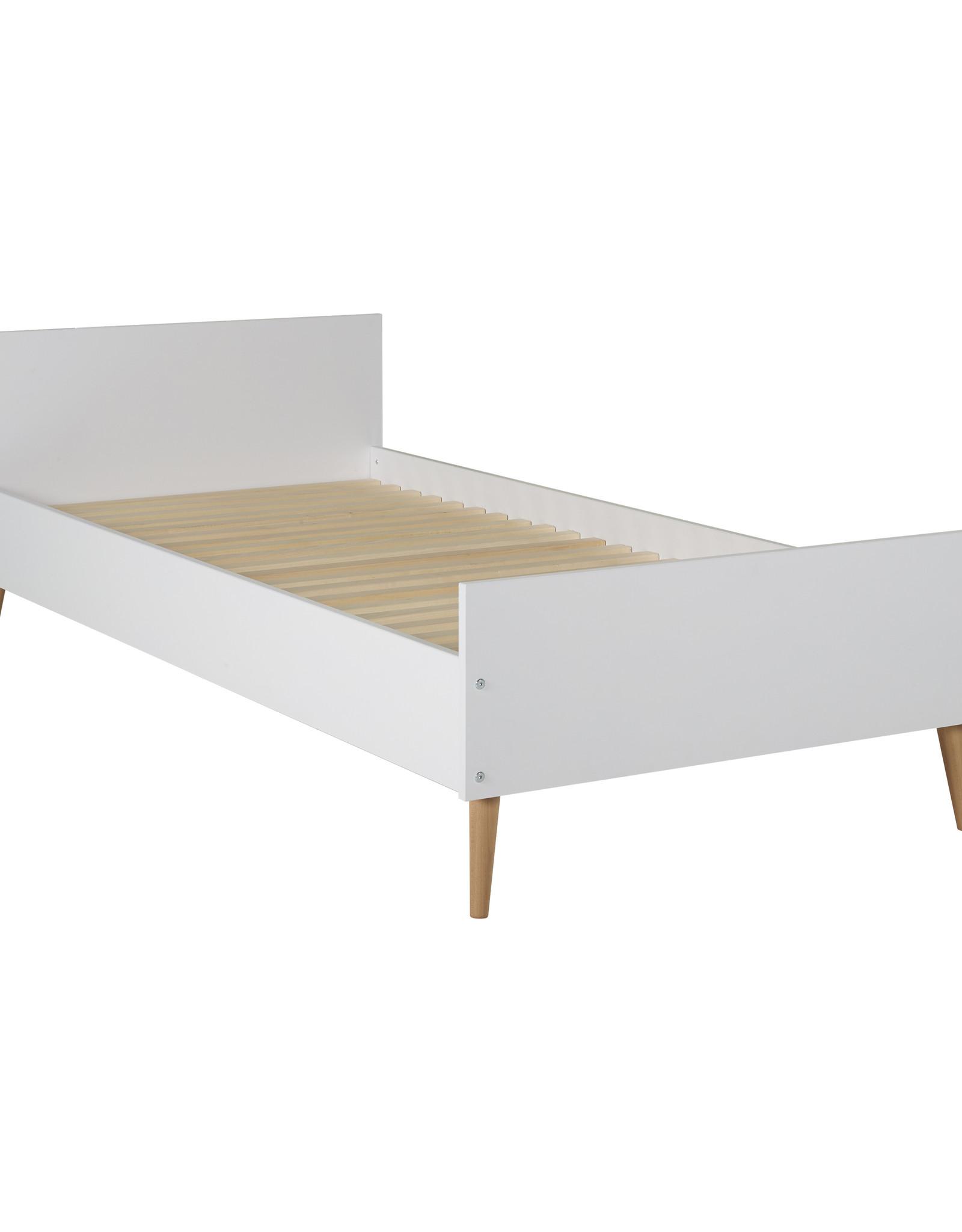 Cocoon Junior Bed 200*90 Cm - Ice White