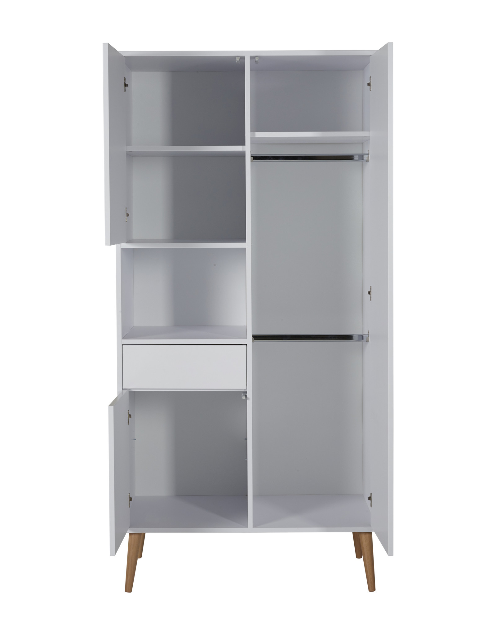 Quax Cocoon Kast - Ice White