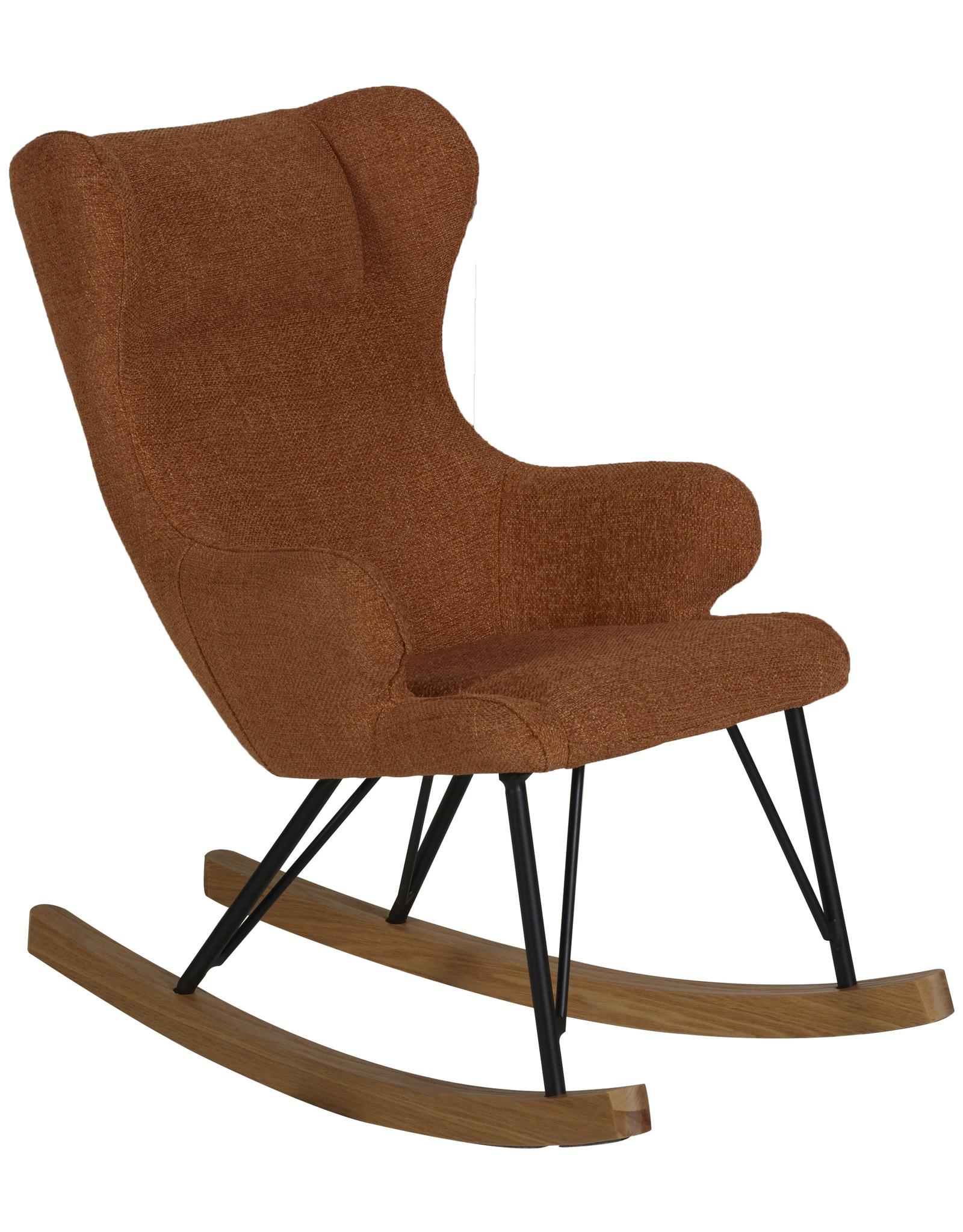 Quax Rocking Kids Chair De Luxe - Terra