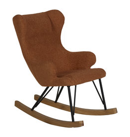 Quax Rocking Kids Chair De Luxe - Terra