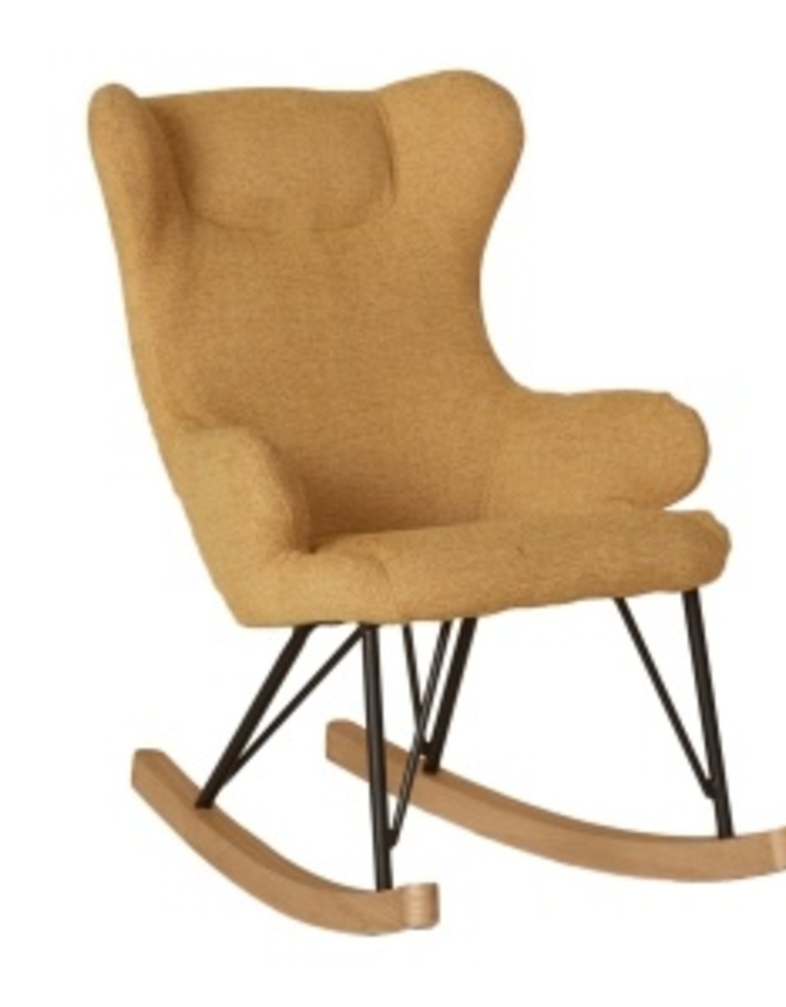 Quax Rocking Kids Chair De Luxe - Saffran