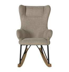Quax Rocking Kids Chair De Luxe - Clay