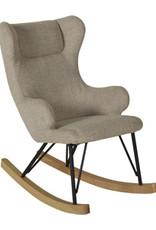 Quax Rocking Kids Chair De Luxe - Clay