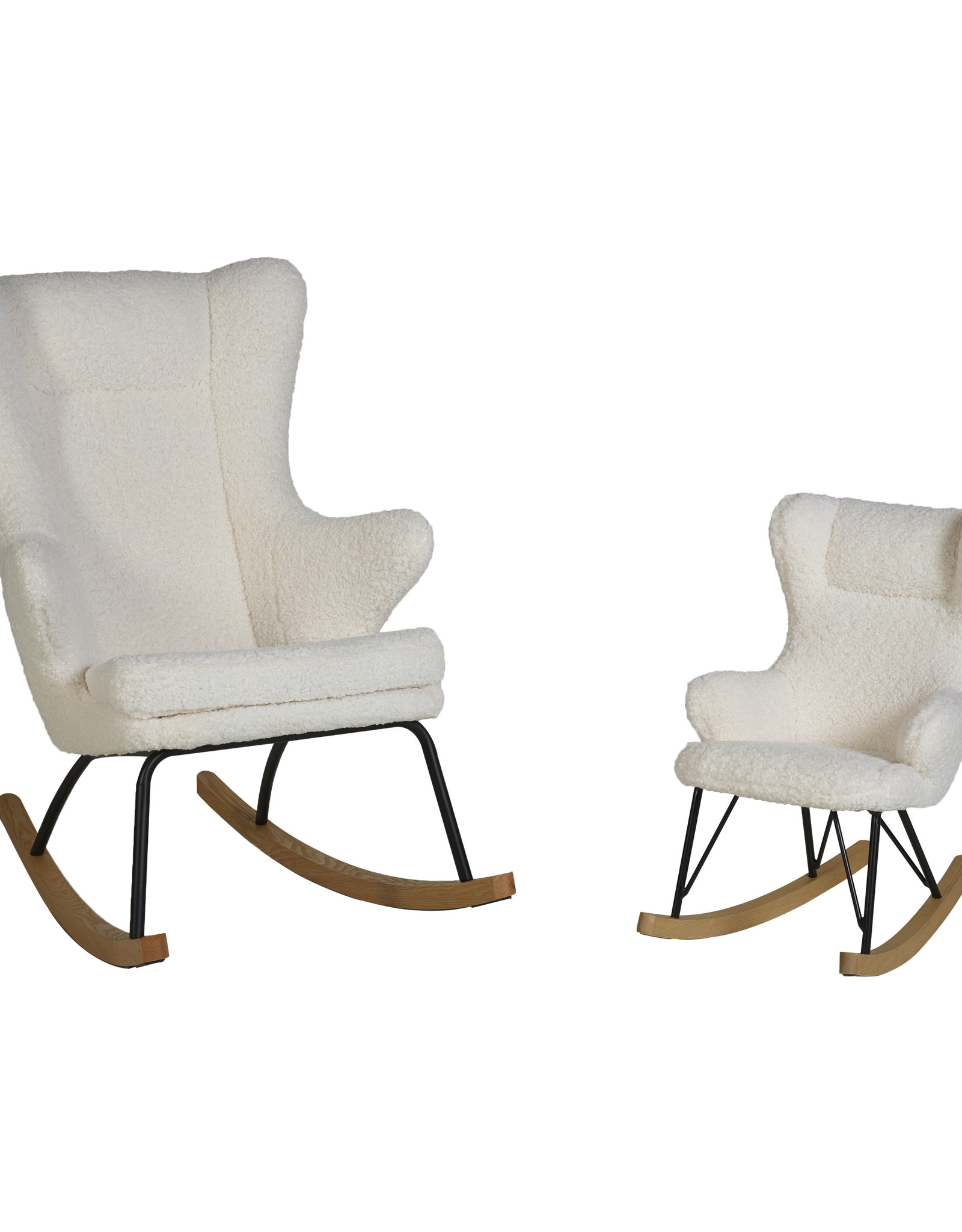 Quax Rocking Kids Chair De Luxe - Limited Edition