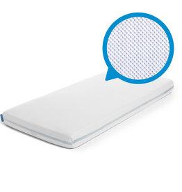 Aerosleep Drap-housse 60 x 120 cm Safe Sleep Blanc