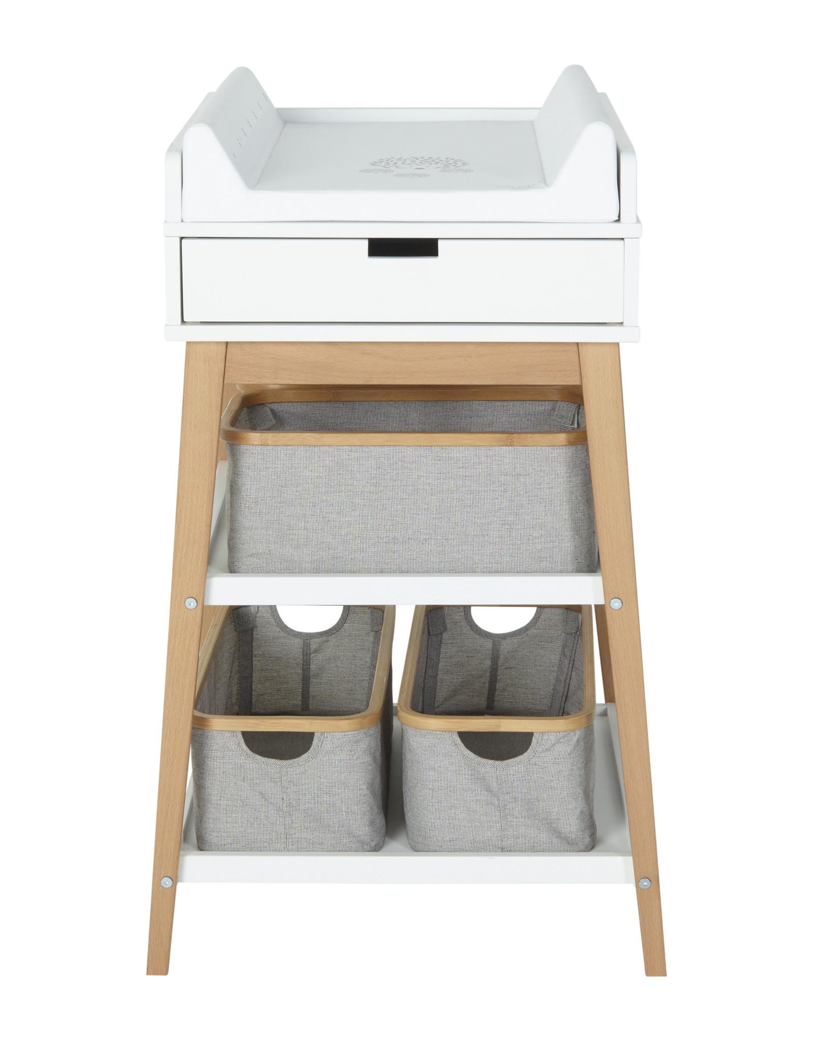 Quax Bain Change Set - Blanc