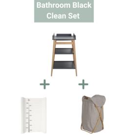 Quax Bath Clean Set - Black