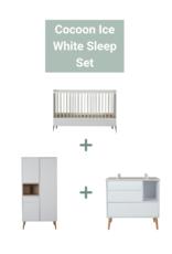 Quax Cocoon Ice White Sleep Set