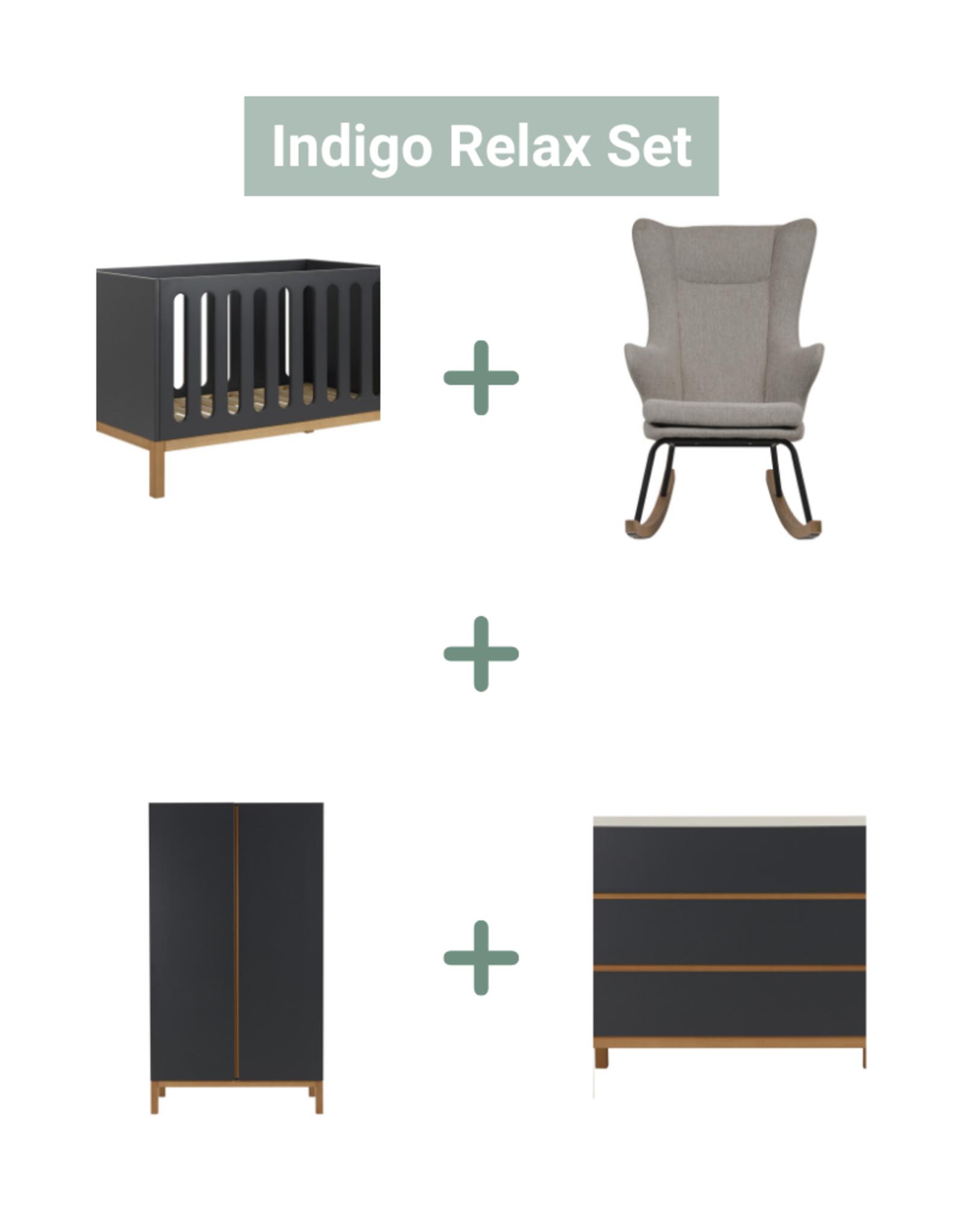 Quax Indigo Relax Set