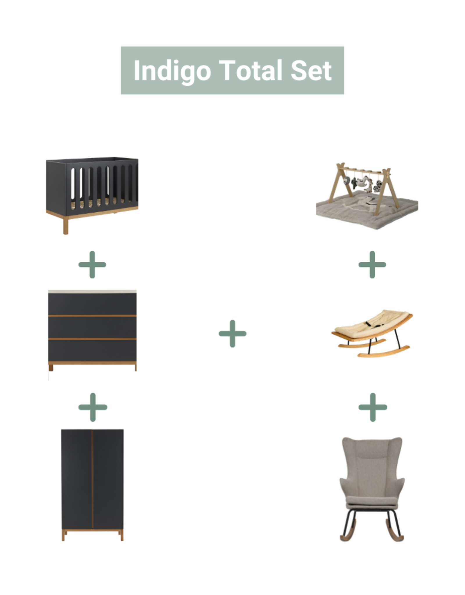 Quax Indigo Total Set