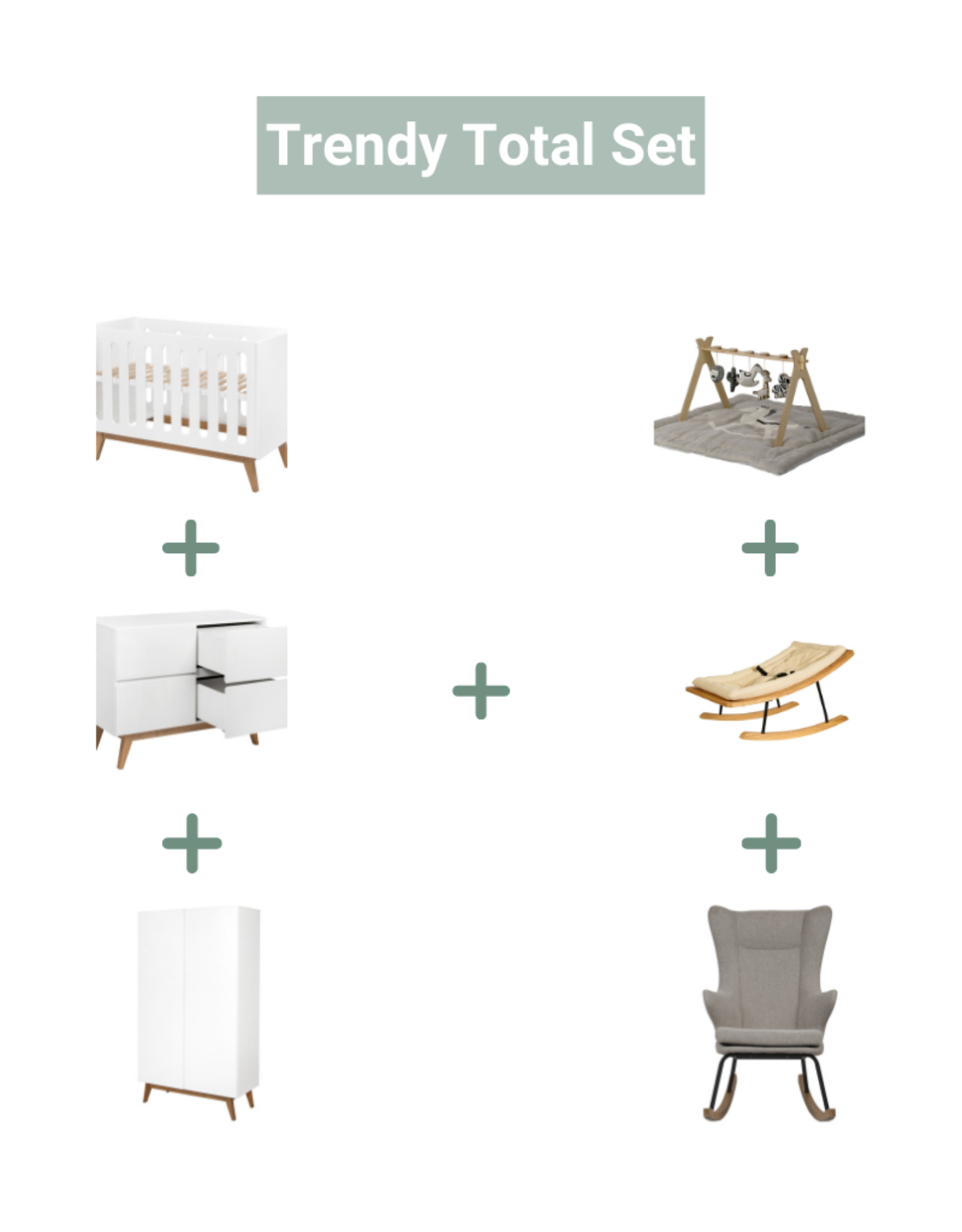 Quax Trendy Total Set