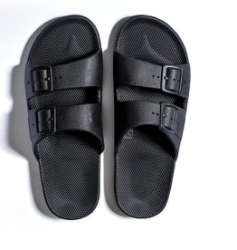 Freedom Moses Sandals BLACK - size 36-37