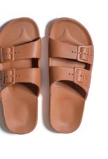 Freedom Moses Sandals Toffee - size 36-37