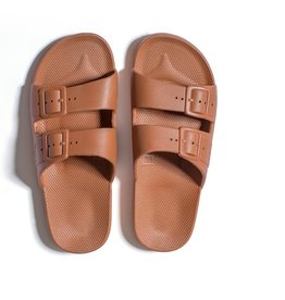 Freedom Moses Sandal Toffee - taille 36-37