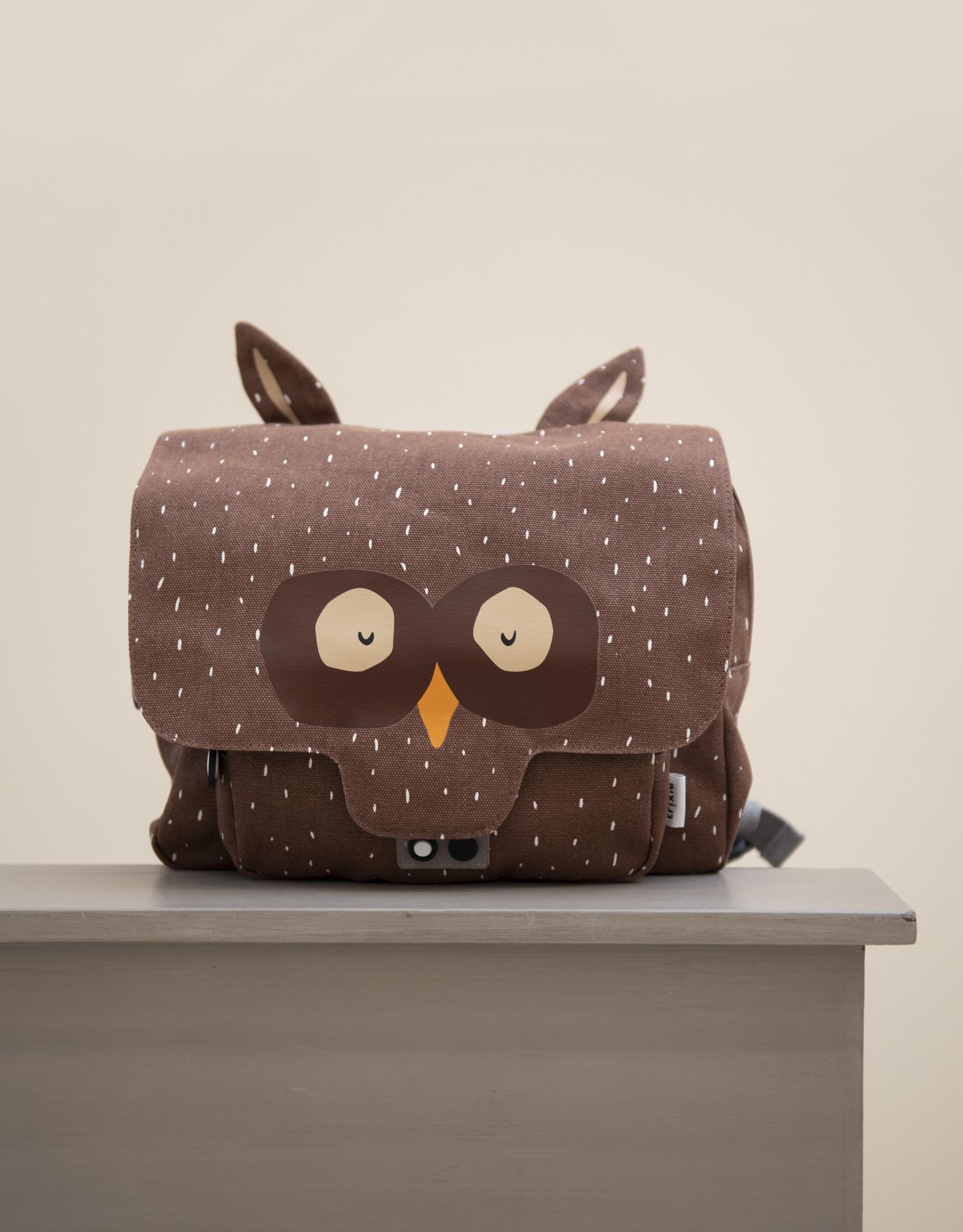 Trixie Satchel - Mr. Owl