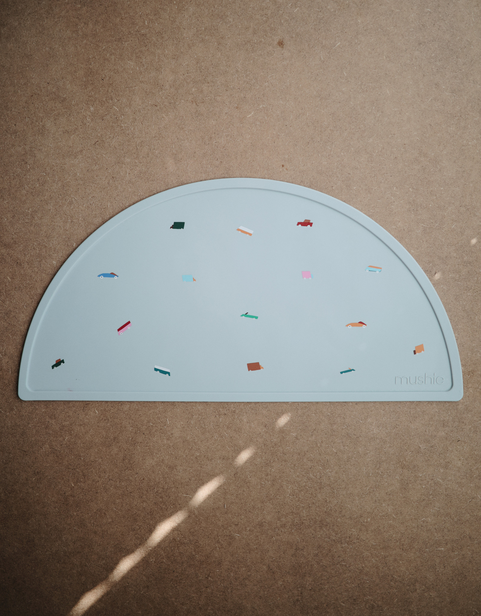 Mushie Placemat Retro Cars