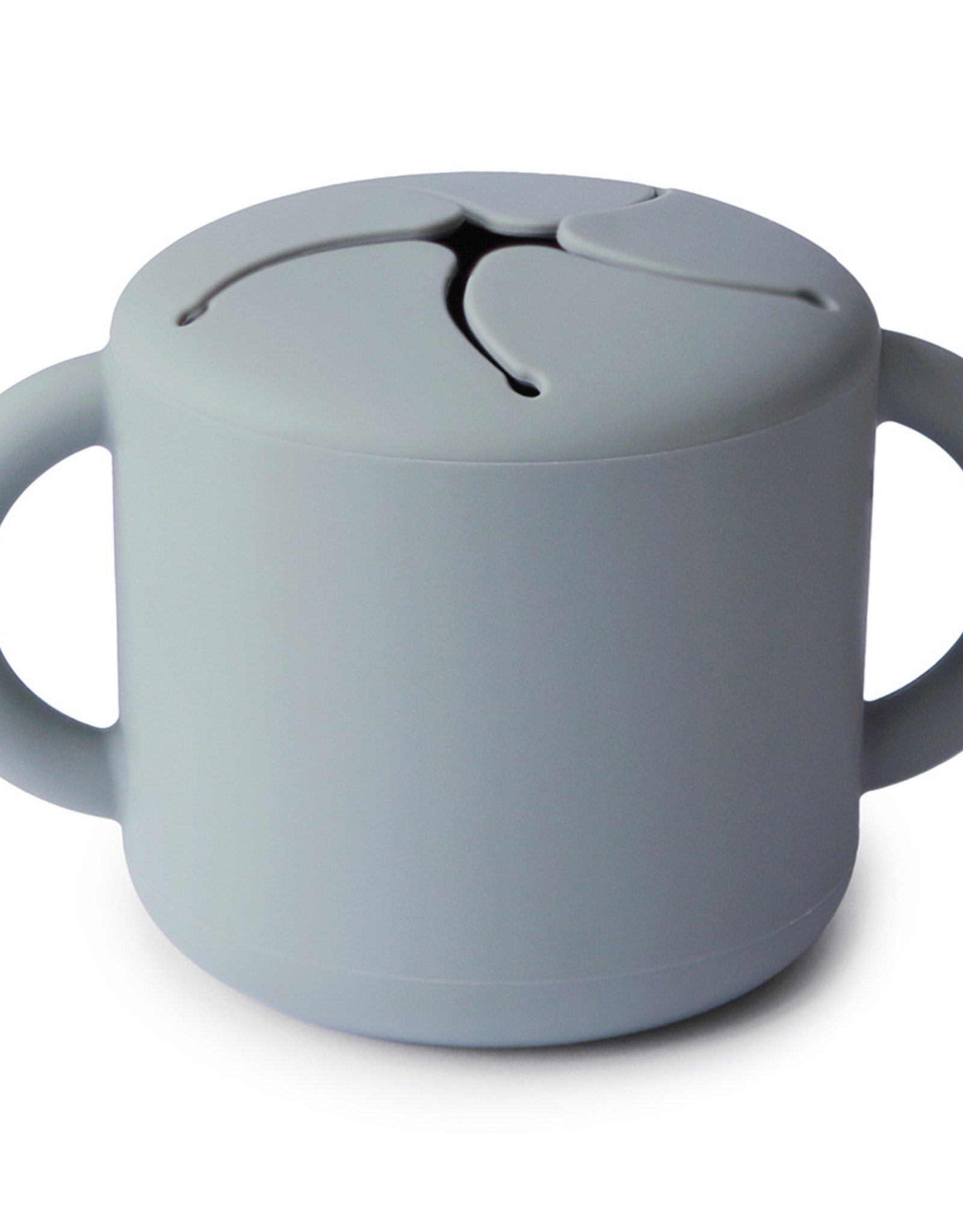 Mushie Snack Cup (Stone)