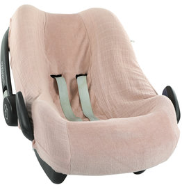 Trixie Car seat cover | Pebble Bliss Rose