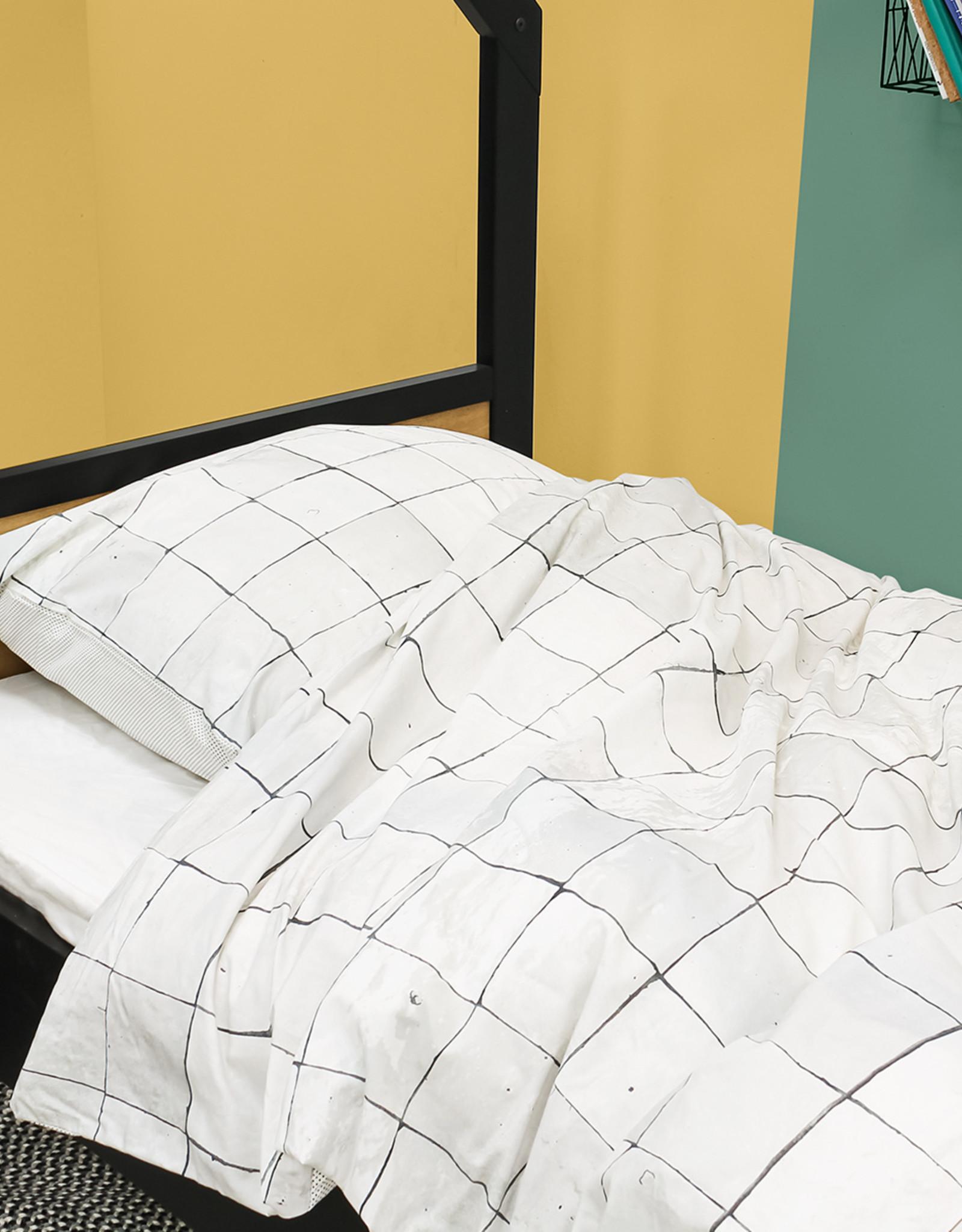 Bopita HOUSE BED 90X200 JOB VINTAGE HONEY