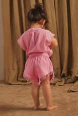 Love Stories Mabel Mini Shorts Pink 2 Y