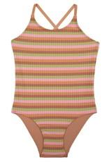 Love Stories Madison Mini Bathing Suit Multi Color 2Y