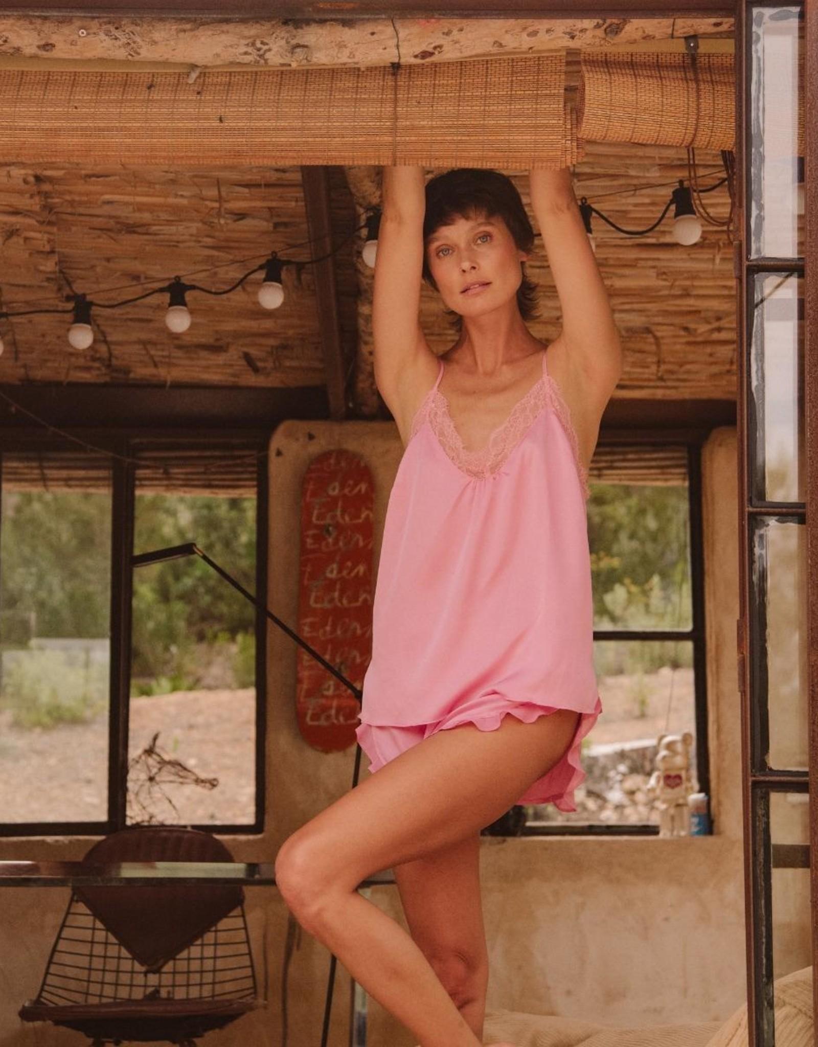 Love Stories Lynn Top Pink S