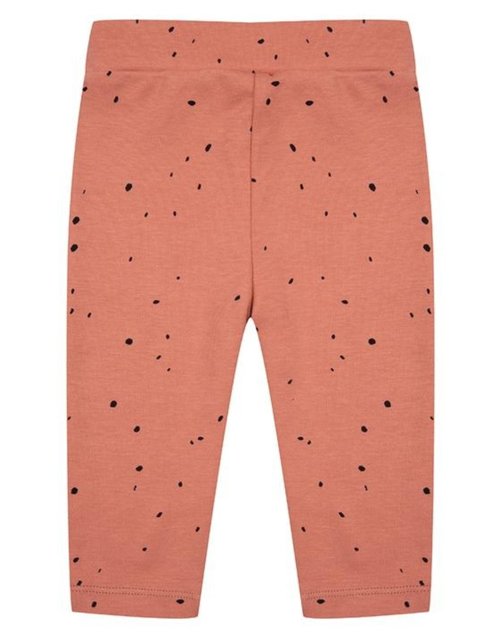 Little Indians New Born Legging - Canyon Clay 0 - 1 m