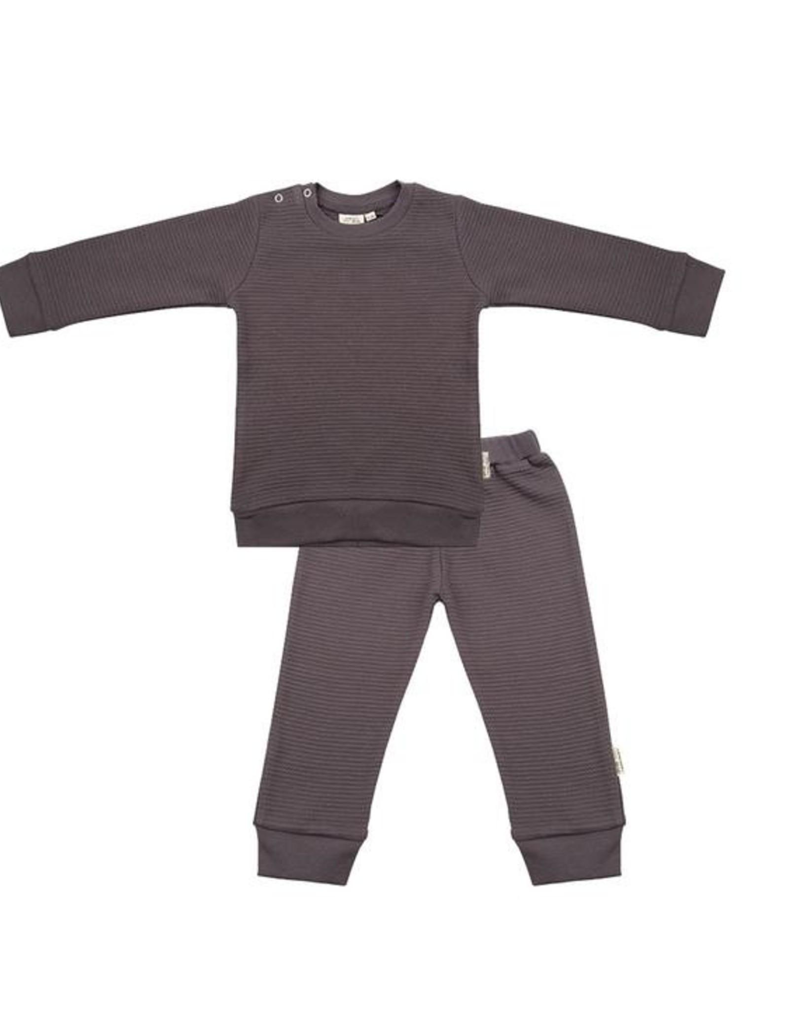 Little Indians Pyjama - Pavement 0 - 3 m