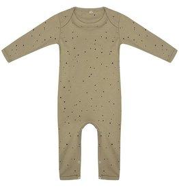 Little Indians Onesie Shortsleeve - Dots Sponge  0 - 1 m