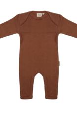 Little Indians Jumpsuit - Amber Brown 0 - 1m