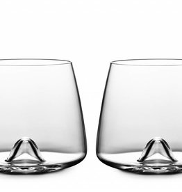 Normann Copenhagen Whiskey glasses - 2 glazen