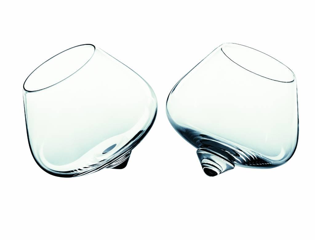 Normann Copenhagen Cognac glasses - set van 2