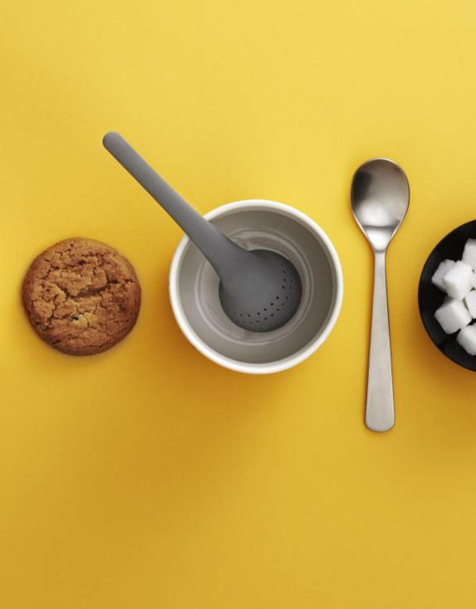Normann Copenhagen Tea egg grey