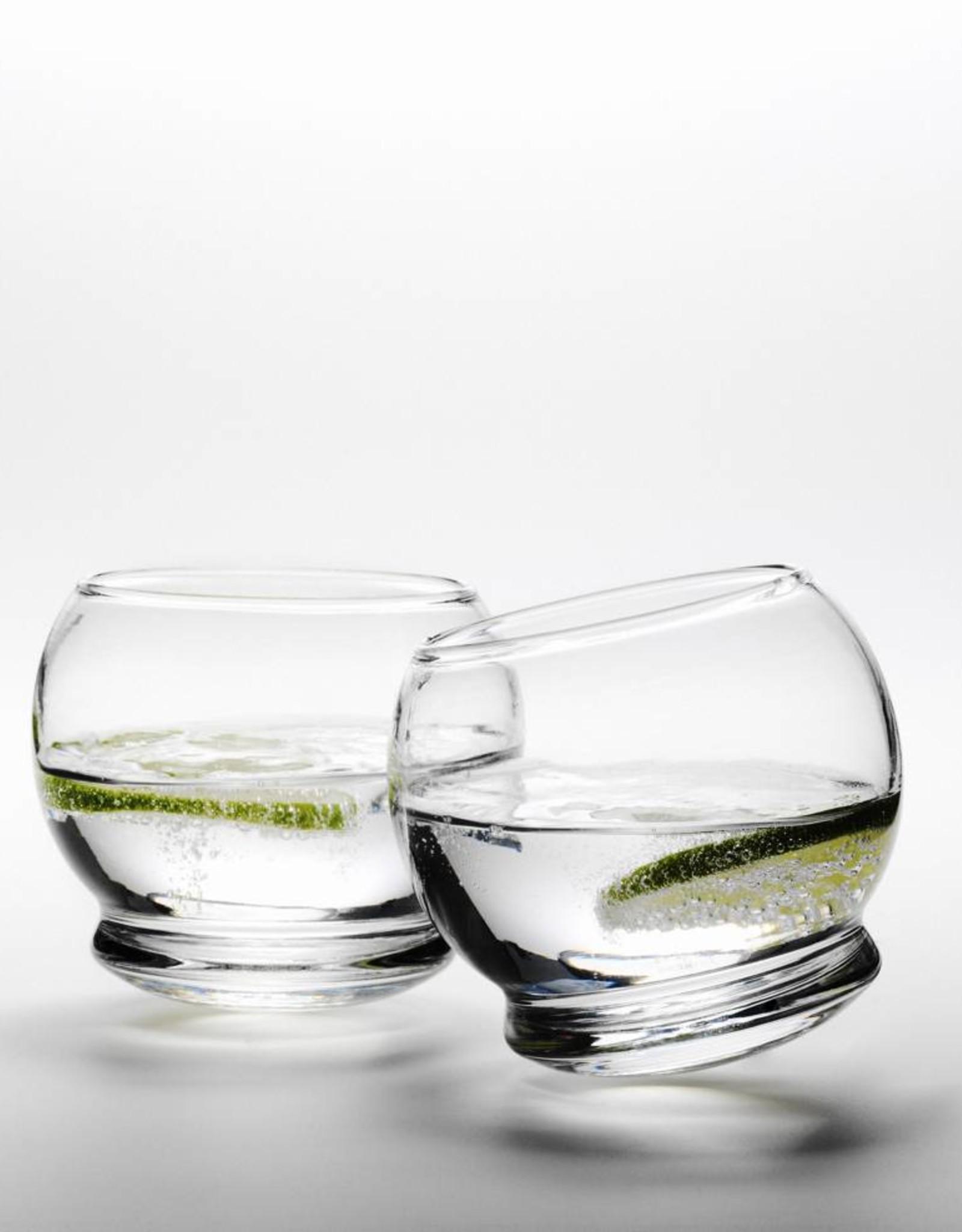 Normann Copenhagen Rocking glass set off 4