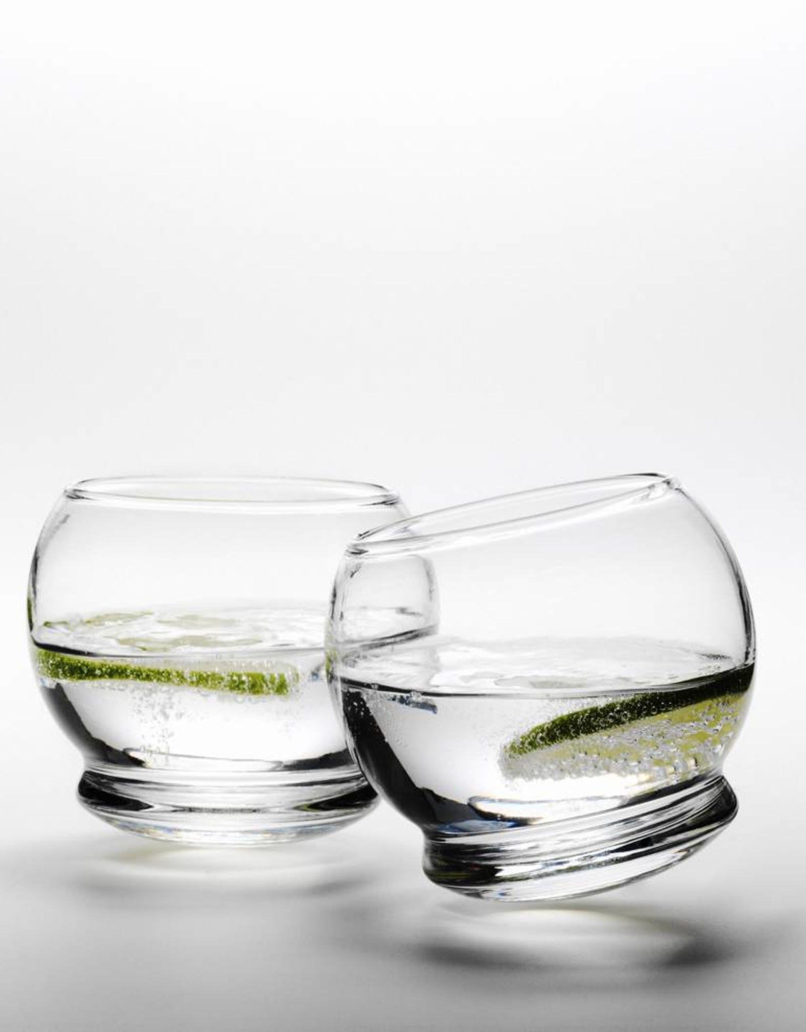 Normann Copenhagen Rocking glass set van 4