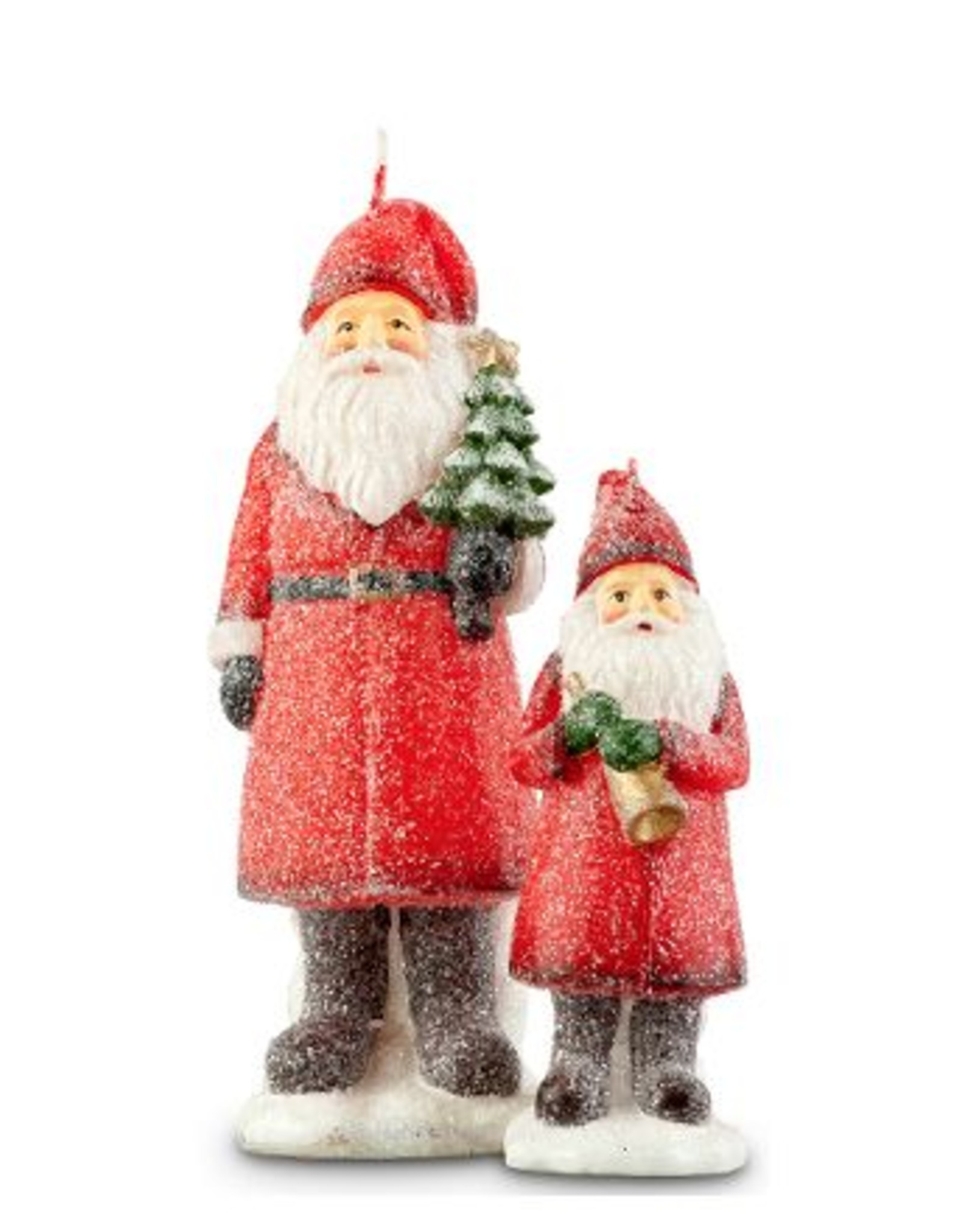 It's About Romi Candle Vintage Santa Small