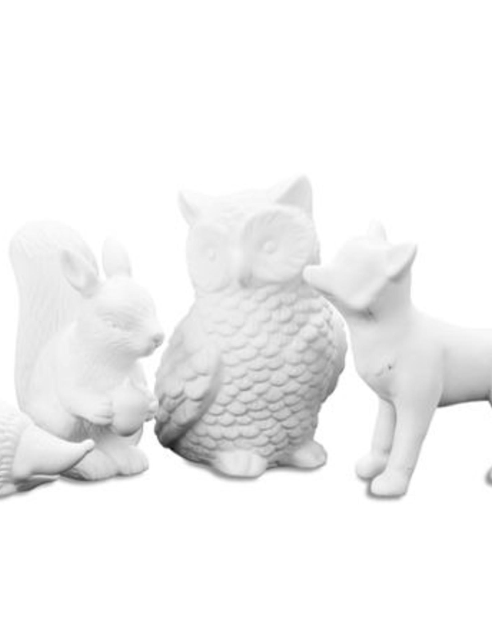 It's About Romi Fox, Owl, Hedgehog