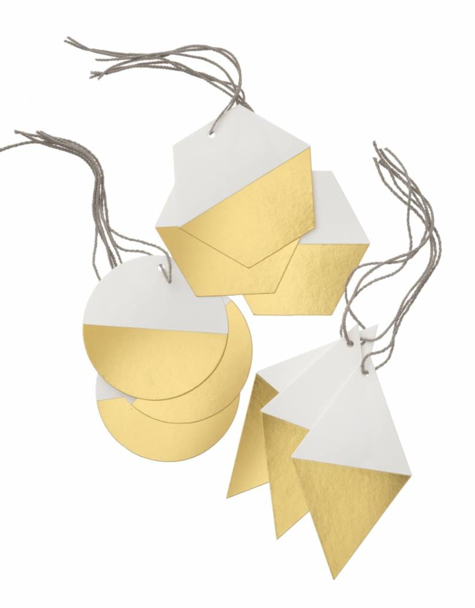 Ferm Living Geometric Gift Tags