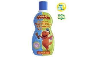Der kleine Drache Kokosnuss Waschlotion & Shampoo