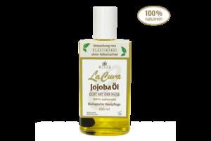 La Cura Jojoba Öl, 100 ml - Echt mit der Nuss!